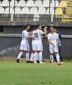 Gazişehir Gaziantep gol oldu yağdı