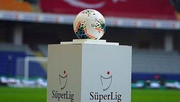 TFF açıkladı! Süper Lig'de o maçın saati değişti