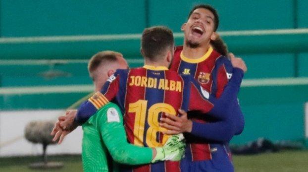Real Sociedad - Barcelona: 1-1 (3-4 penaltılar) | MAÇ ÖZETİ #