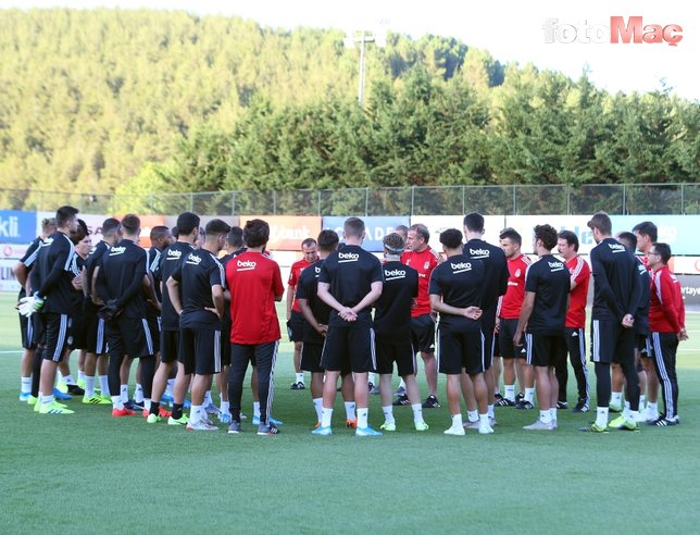 Beşiktaş'ta forvet harekatı! İşte listedeki 3 isim