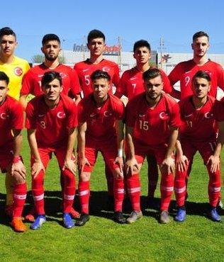 Türkiye U19 Milli Takımı Portekiz'e yenildi