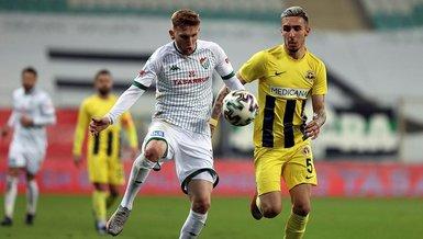 2021 Bursaspor'a yaramadı! Kötü gidişat sürüyor