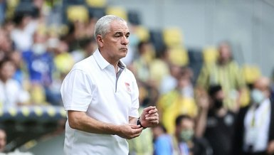 Rıza Çalımbay Fenerbahçe Sivasspor maçı sonrası konuştu: Çekişmeli bir maç oldu
