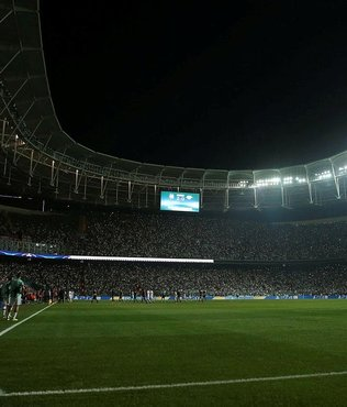 VODAFONE PARK'A NAZAR DEĞDİ!