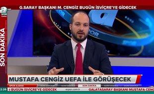 Mustafa Cengiz, Ceferin ile görüşecek