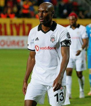 Beşiktaş'a Atiba ile 1 yıl daha