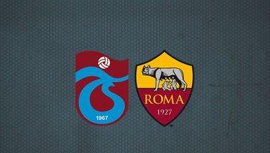 Trabzonspor Roma maçı izle | Trabzonspor Roma maçı ATV şifresiz canlı maç izle