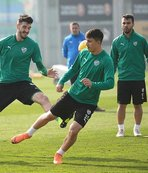 U17 Milli Takımı'na Bursaspor'dan 3 futbolcu