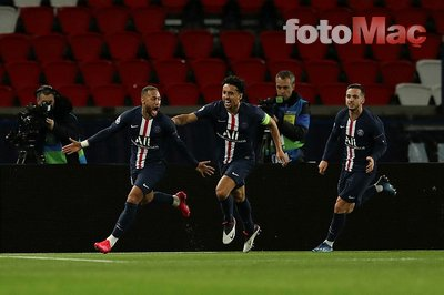 PSG-Borussia Dortmund maçına damga vuran kavga! Emre Can ve Neymar...