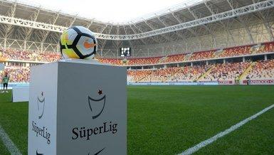 Son dakika spor haberleri: Süper Lig ve TFF 1. Lig maç saatlerinde değişiklik!