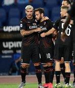 Hakan parladı Milan fark attı!
