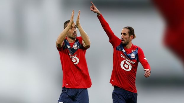 Lille Monaco 2-1 (MAÇ SONUCU - ÖZET) Burak Yılmaz ve Yusuf Yazıcı... #