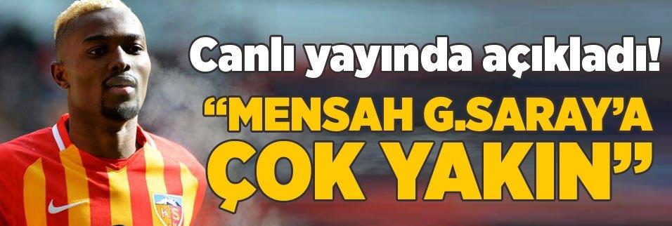 canli yayinda acikladi mensah galatasaraya cok yakin 1595455866283 - Beşiktaş ve Galatasaray şokta! Bernard Mensah'ın sözleşmesindeki o madde...
