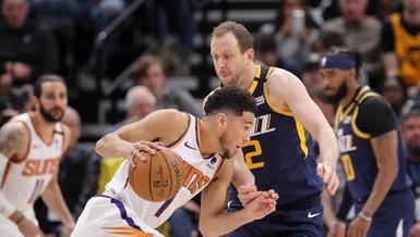 Phoenix Suns-Utah Jazz: 117-113 (MAÇ SONUCU-ÖZET)
