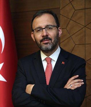 Bakan Kasapoğlu'ndan Galatasaray'a 'başarı' mesajı