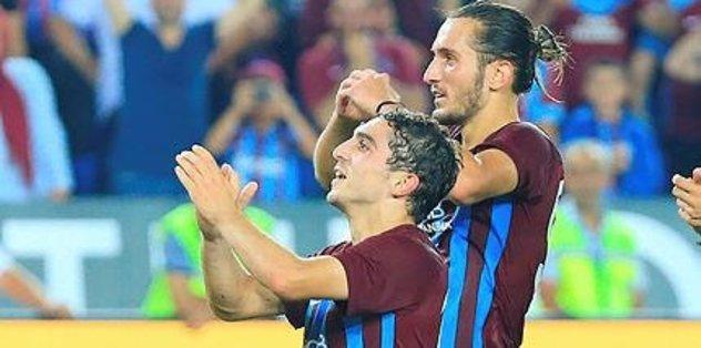 Trabzonspor'da gündem 'altyapı'