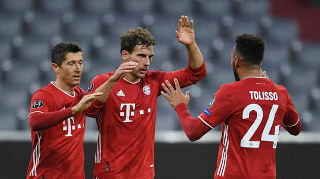 Bayern Münih 4-0 Atletico Madrid | MAÇ SONUCU #