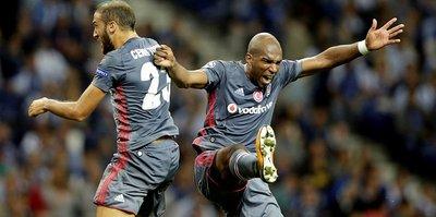 Şampiyonlar Ligi'nde en güzel gol Cenk'ten