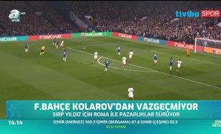 Fenerbahçe Kolarov'dan vazgeçmiyor