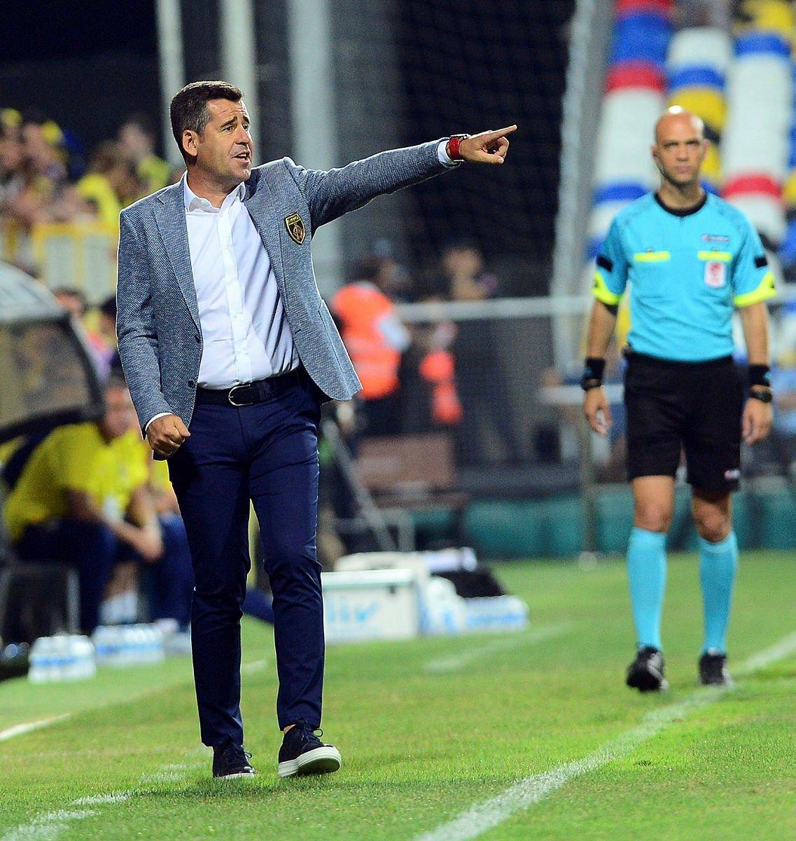 Hüseyin Eroğlu Fenerbahçe'yi bekliyor! - Futbol -
