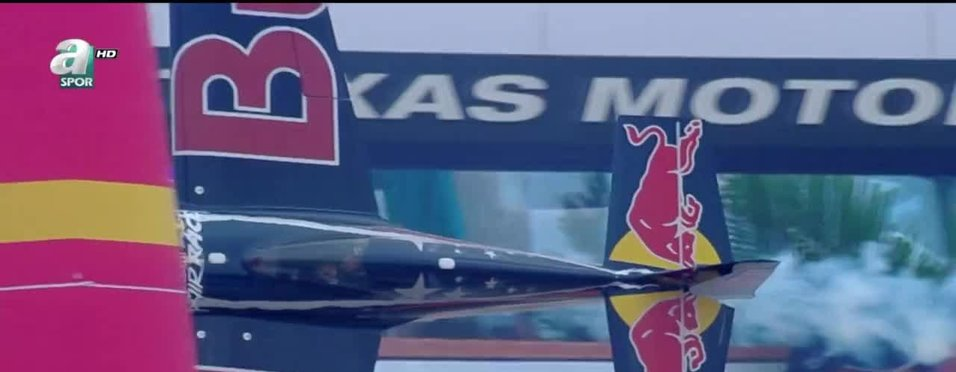 Air Race'te şampiyon Sonka