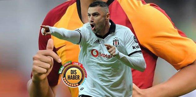 Transfer gerçekleşiyor! Galatasaraylı Mustafa Kapı Burak Yılmaz'ın yanına...