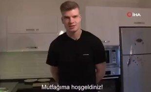 Sörloth'tan Uğurcan Çakır'a 'Norveç usulü' cevap!