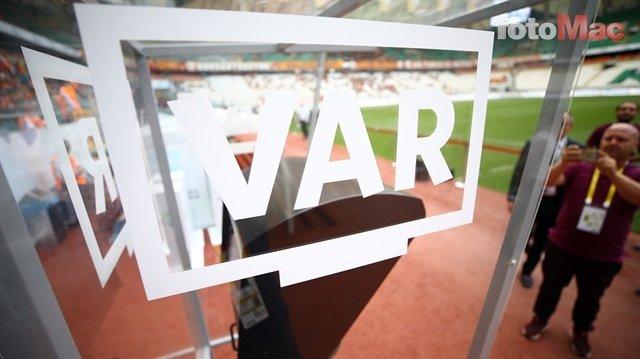 Resmen açıklandı! Süper Lig'de VAR...