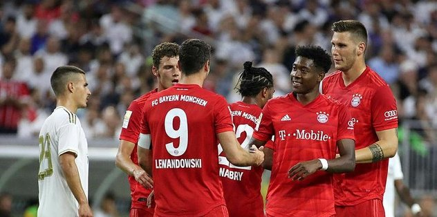 Bayern Münih sahasında Mainz 05'i farklı yendi