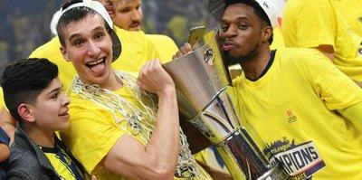 """Bogdanovic: """"Bu şampiyonluğa çok inanmıştık"""""""