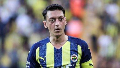 """Son dakika spor haberleri: Mesut Özil'den transfer açıklaması! """"Fenerbahçe varsa gerisi önemli değil"""""""