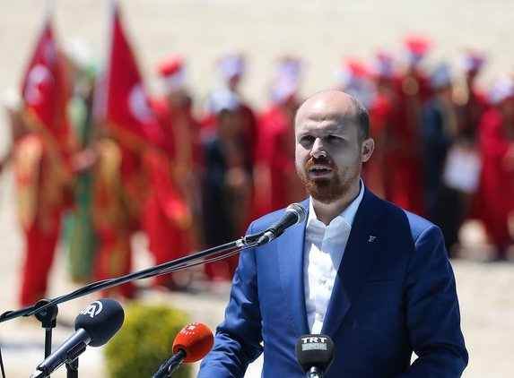 Etnospor Kültür Festivali: 'Ok Yaydan Çıkıyor'