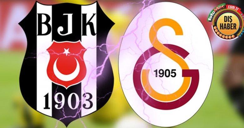 Beşiktaş'ın gözdesine Galatasaray kancayı attı! Transfer...