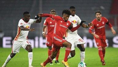 Bayern Münih Leipzig: 3-3 (MAÇ SONUCU)