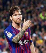 Lionel Messi'yi hiç böyle görmediniz! İşte o anlar...