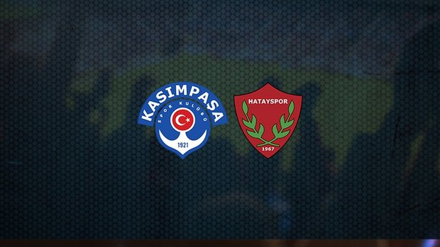 Kasımpaşa Hatayspor maçı CANLI #