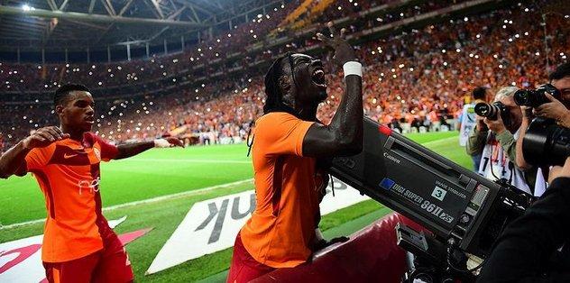 Gomis'ten F.Bahçe ve Beşiktaş cevabı