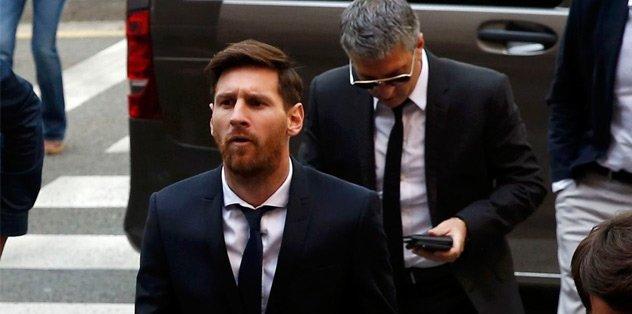 Messi hakkında bomba iddia