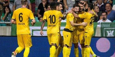 Malatyaspor move to Europa League