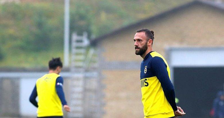 ''Vedat Muriç ilk maçında Slimani'yi geçti''