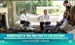 Beşiktaş'a ayrılık faturası! 156 milyon...