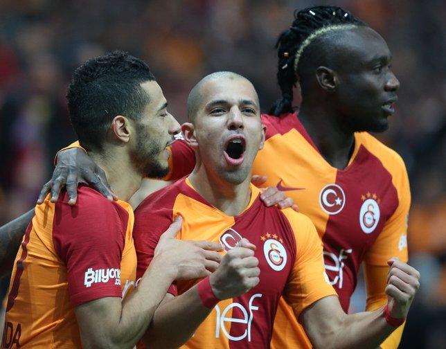 İşte Galatasaray'ın Benfica 11'i