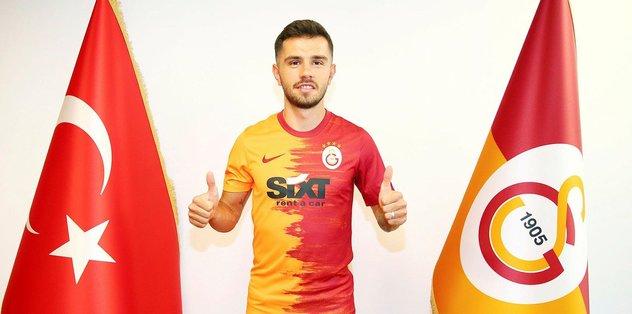 Emre Kılınç resmen Galatasaray'da!