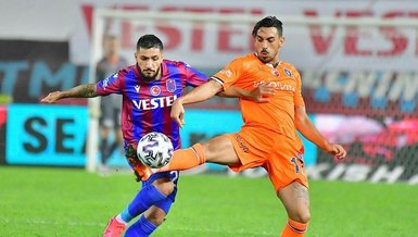Başakşehir'de sezonun ilk golü İrfan Can Kahveci'den geldi
