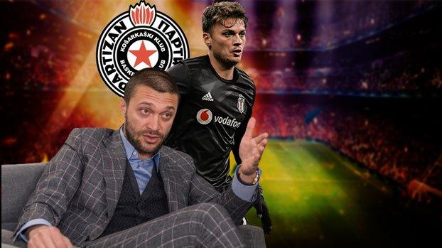 Partizan'dan Beşiktaşlı futbolcu Adem Ljajic için açıklama! Gerçekçi değil (BJK haberi)
