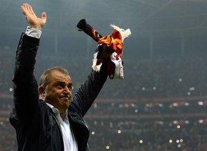 Fatih Terimin Galatasaray tarihi