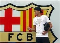 Ve Neymar İspanya'da..