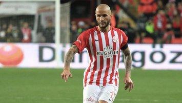 Antalyaspor'dan Kudryashov kararı!