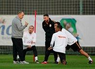 Lucescu'dan Galatasaray'a ziyaret
