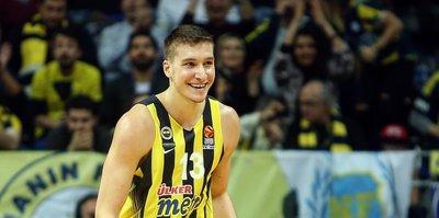 Fenerbahçe'den Bogdanovic paylaşımı!